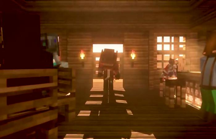 Outlaws (Minecraft Animation)